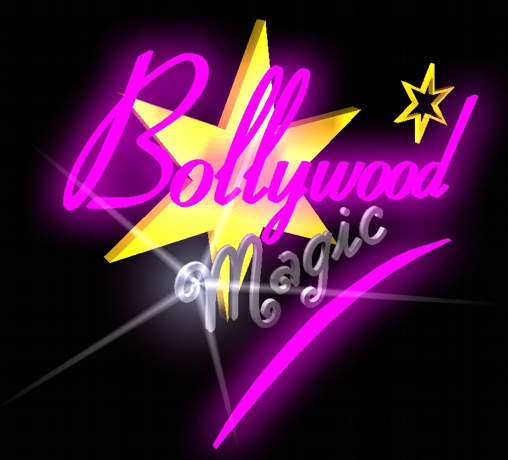 Logo der Fan-Seite Bollywood Magic